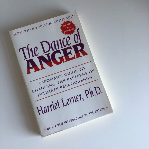 📚The Dance of Anger (Harriet Lerner)📚